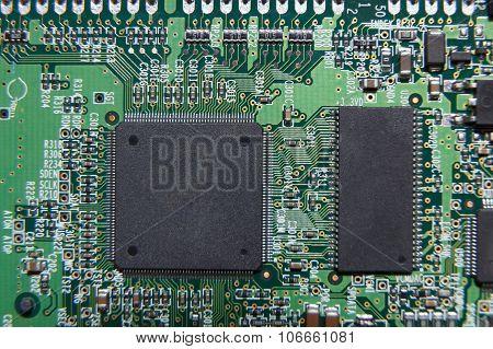 Green elecelectrical circuit