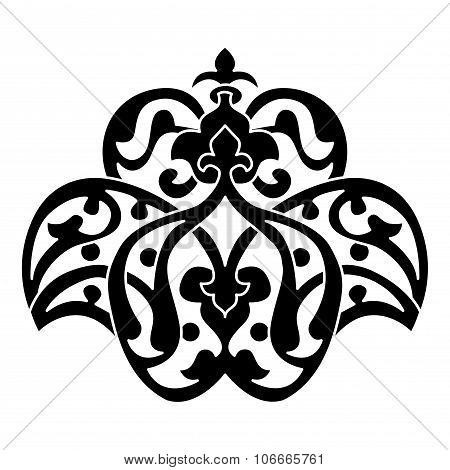 Antique Ottoman Turkish Vector Design