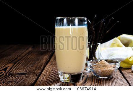 Vanilla Milk (homemade)