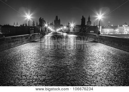 PRAGUE, CZECH REPUBLIC - DECEMBER 25
