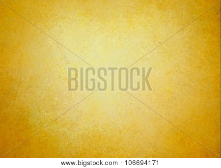 gold background with vintage texture