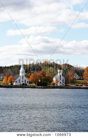 Churches In Nova Scotia, Canada