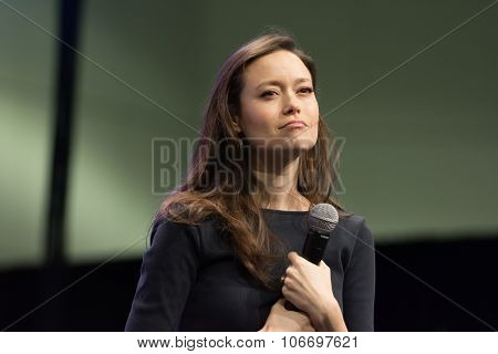 Summer Glau American Actress
