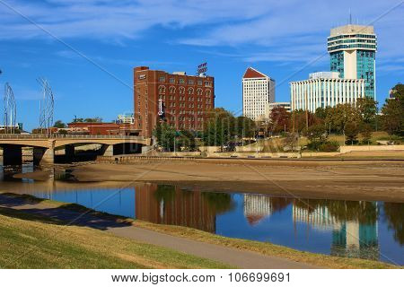 Wichita Skyline