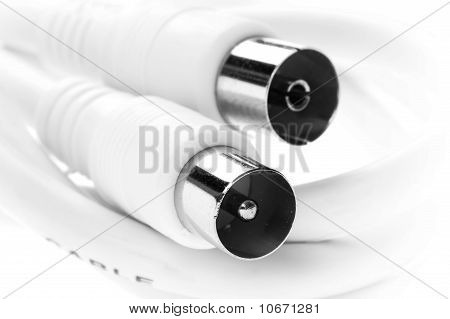 Coaxial Cable Macro