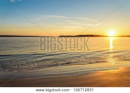Carters Beach At Sunrise