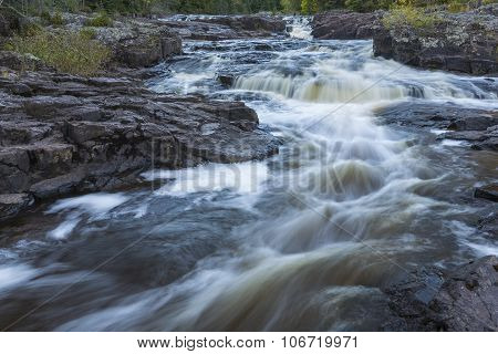 Glen Avon Falls