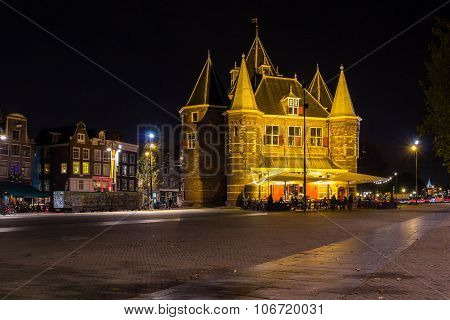 City Castle, Amsterdam