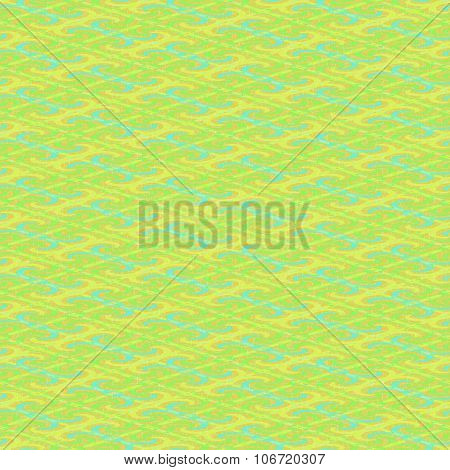 Abstract geometric decorative tile