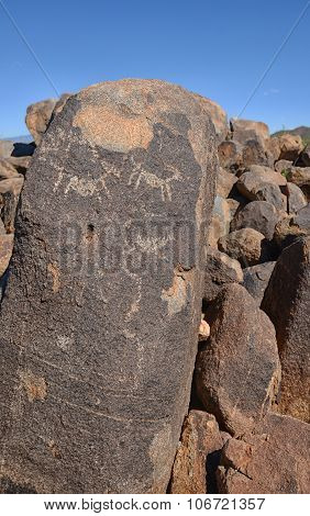 Petroglyph Carving