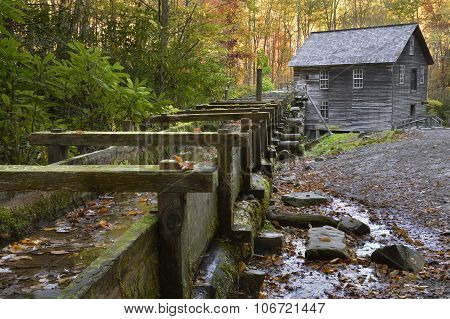 Watering The Mill