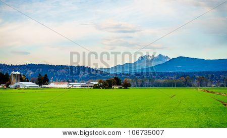 The Fertile Glen Valley