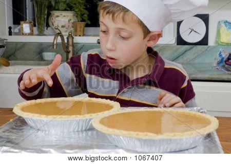 Baking A Pie 7