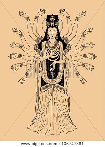 East Goddess