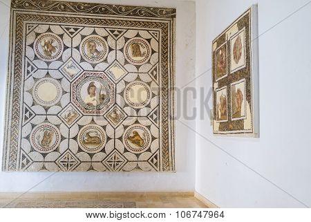 The Ancient Mosaics