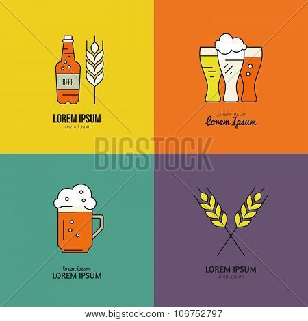 Brewery Logo Collection