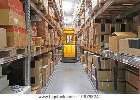 Stacker Forklift