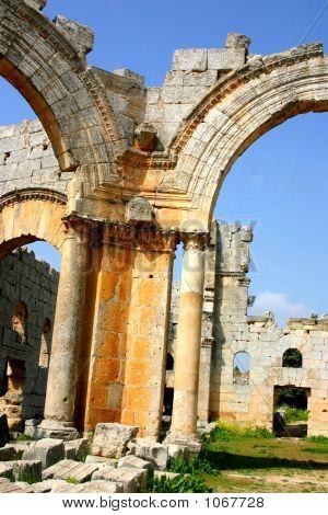 Simonis Abtei Syrien 8