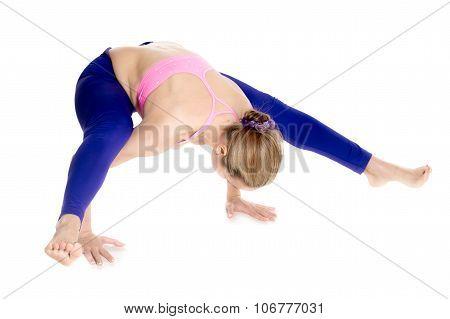 Tittibhasana Posture