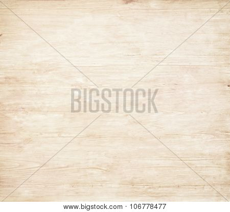 Light brown wooden cutting board, plank Wood texture