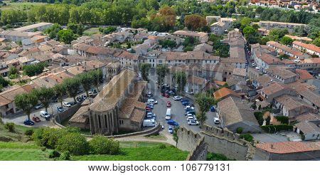 The Church of Eglise Saint-Gimer Carcassonne