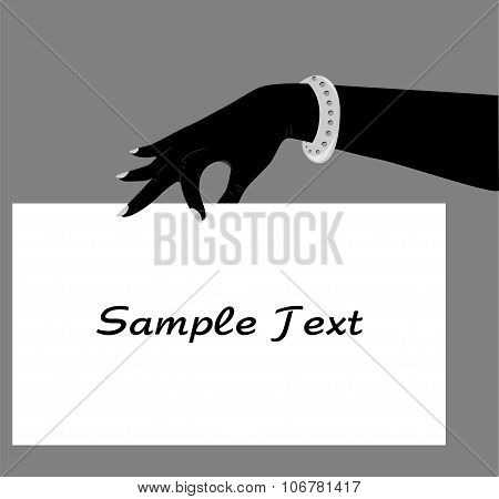 The Template Black