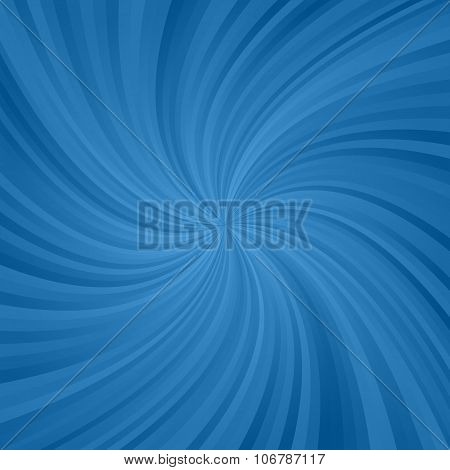 Blue twisted pattern background