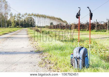 Nordic Walking Equipment