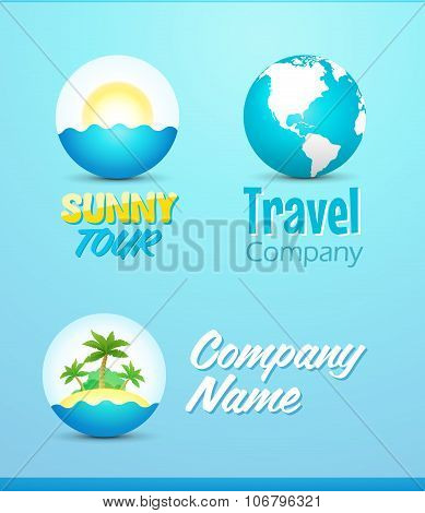 Logos For Travel And Vacation