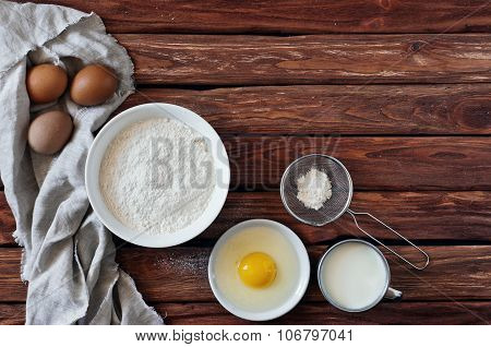 Bake Ingredients