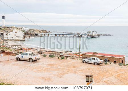 Harbor At Doornbaai