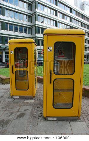 German Phone Box
