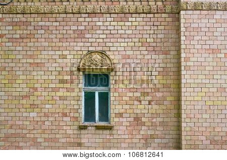 Window On A Wall.
