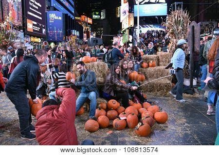 Pumpkin Patch NYC