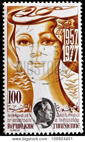 Tunisia 1977