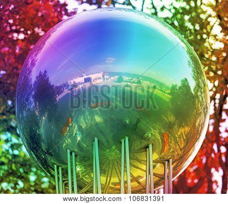 Beautiful Ball Fountain