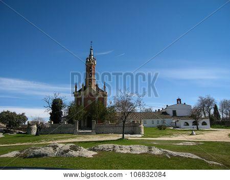 Palace Of Castanar, Toledo, Castilla La Mancha, Spain