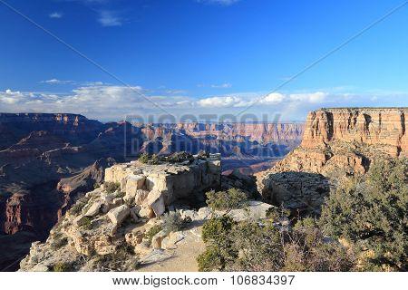 Grand Canyon - Moran Point