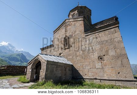 Tsminda Sameba Church
