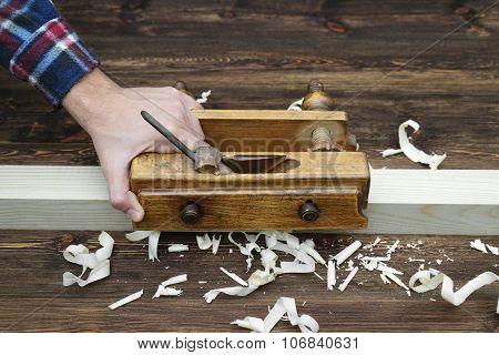 Hands Of A Carpenter