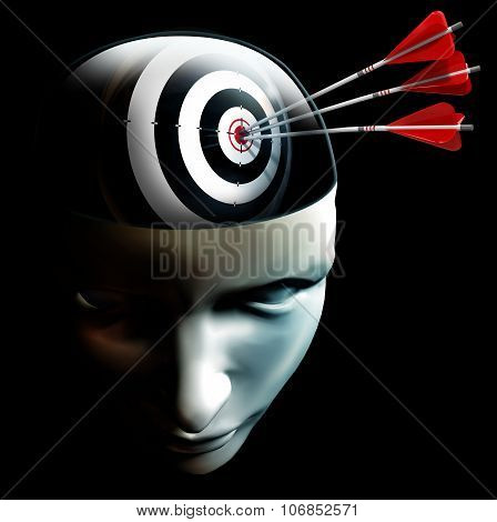 Think The Target And Hit