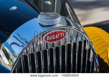 Bugatti Type 46 On Display