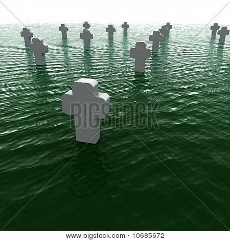 Water Cemetery