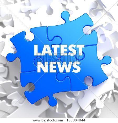 Latest News on Blue Puzzle.