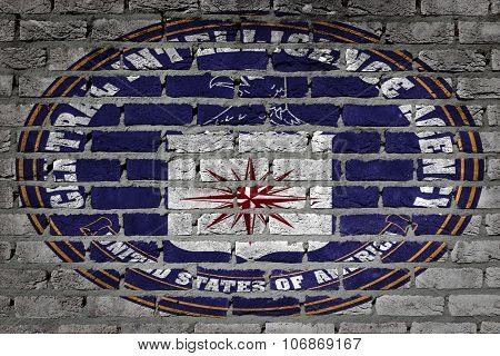 Dark Brick Wall - Cia