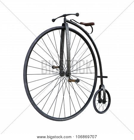 Old Fashioned Bicycle