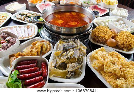 Hot Pot Meal