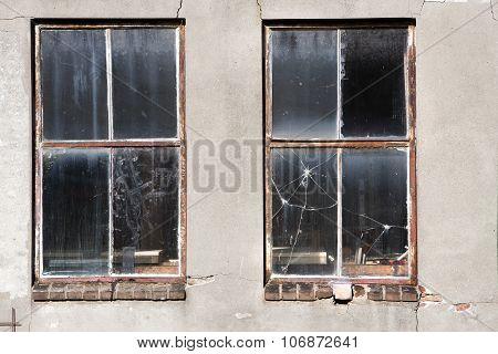 Dirty Old Broken Windows