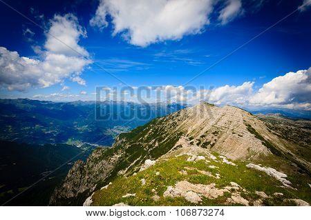 Mountain Panorama, Italy