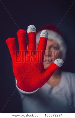 Stop He Christmas